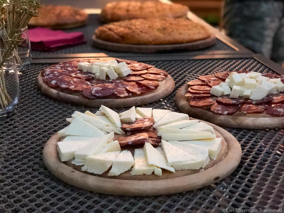 Soft sheep cheese from the Bela Krajina region of Slovenia