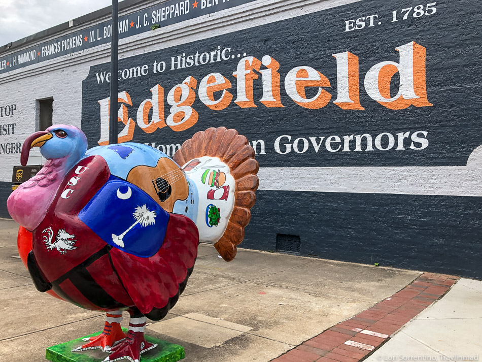 Painted Turkey, Old 96 District