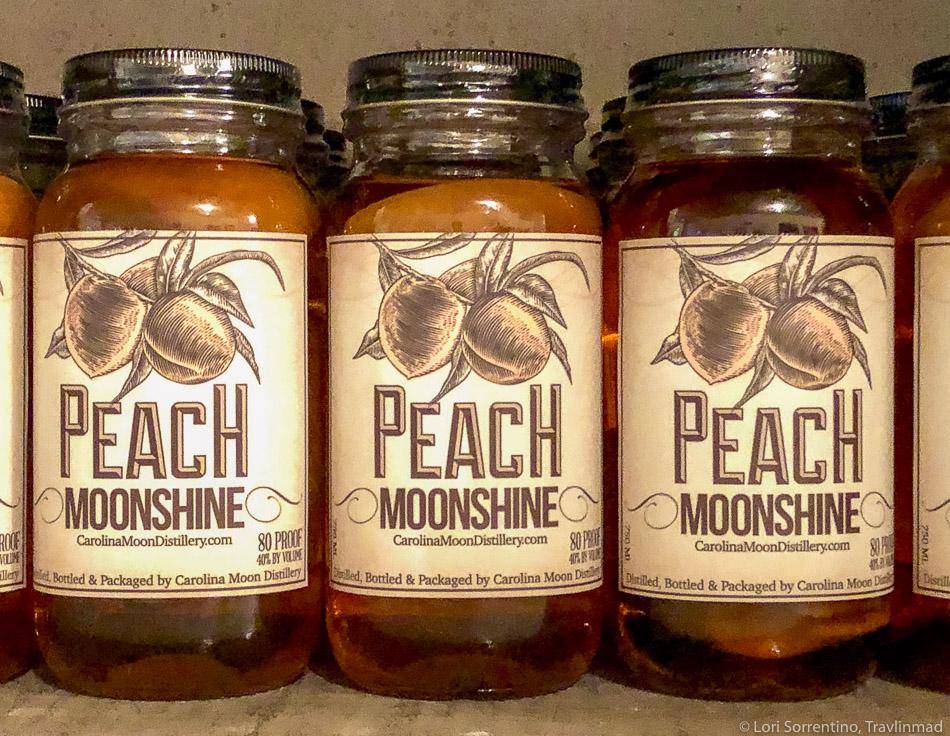 Peach Moonshine, Edgefield, SC