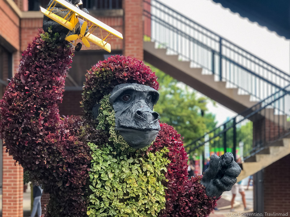 King Kong Topiary, Greenwood, SC