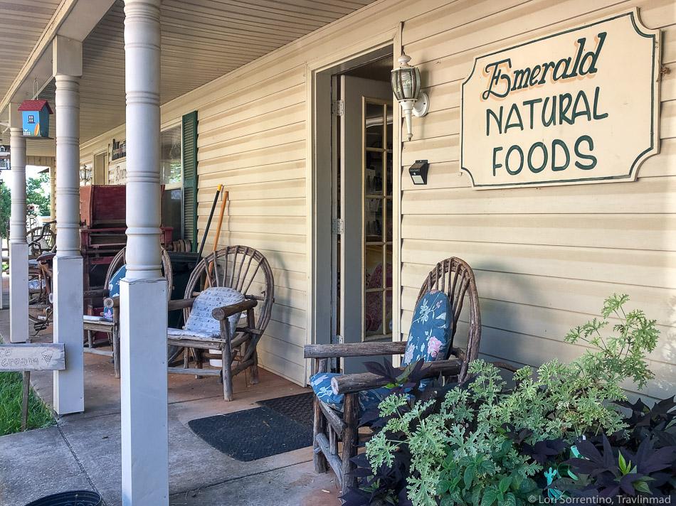 Emerald Farm store, Greenwood, SC