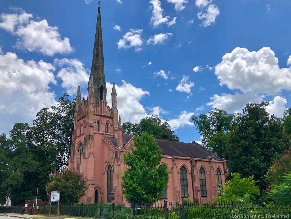 Trinity Church, Abbeville, SC