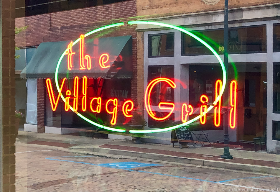 The Village Grill, Abbeville, SC