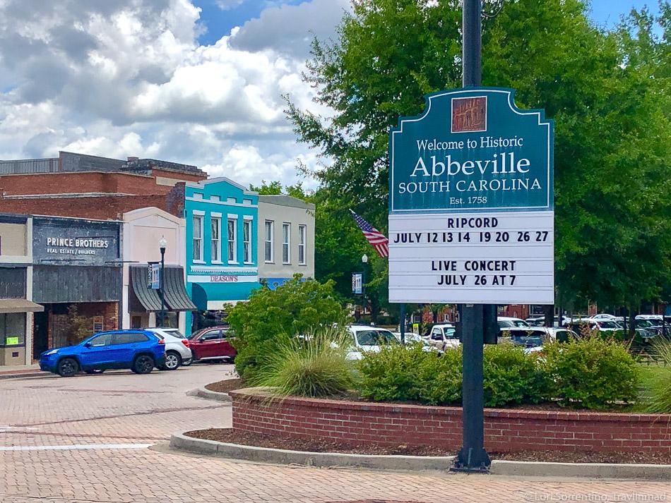Abbeville, SC