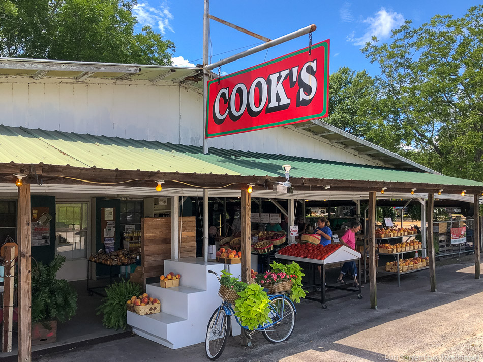Cook's Farm Stand Edgefield, SC