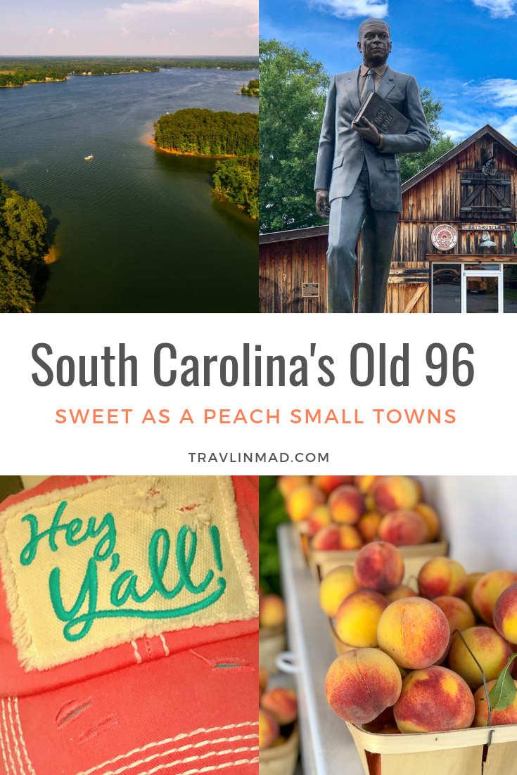 USA - Ninety Six, SC and the Old 96 historic district is rich in outdoor adventure, history, and charming small towns!