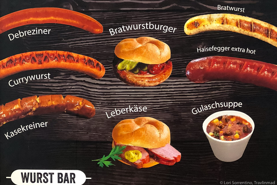 Too many cased meats? There are wurst things!