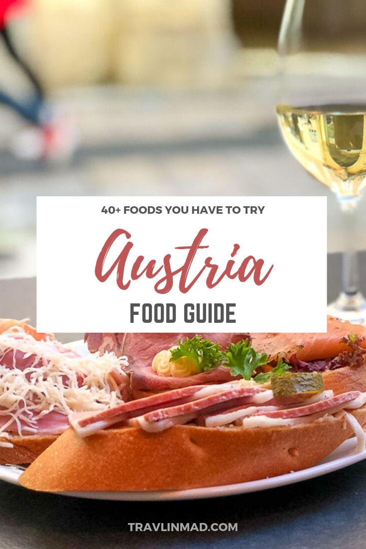 The food in Austria can be rich and heavy, but there's more to #traditionalAustrianfood than meets the eye. This #AustriaFood Guide invites a new way of savoring some of the best food in Europe!