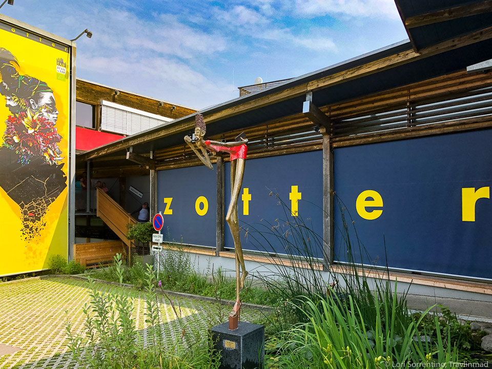 Zotter Chocolate Factory: A Sustainable Chocolate Funhouse in Austria for Kids of All Ages