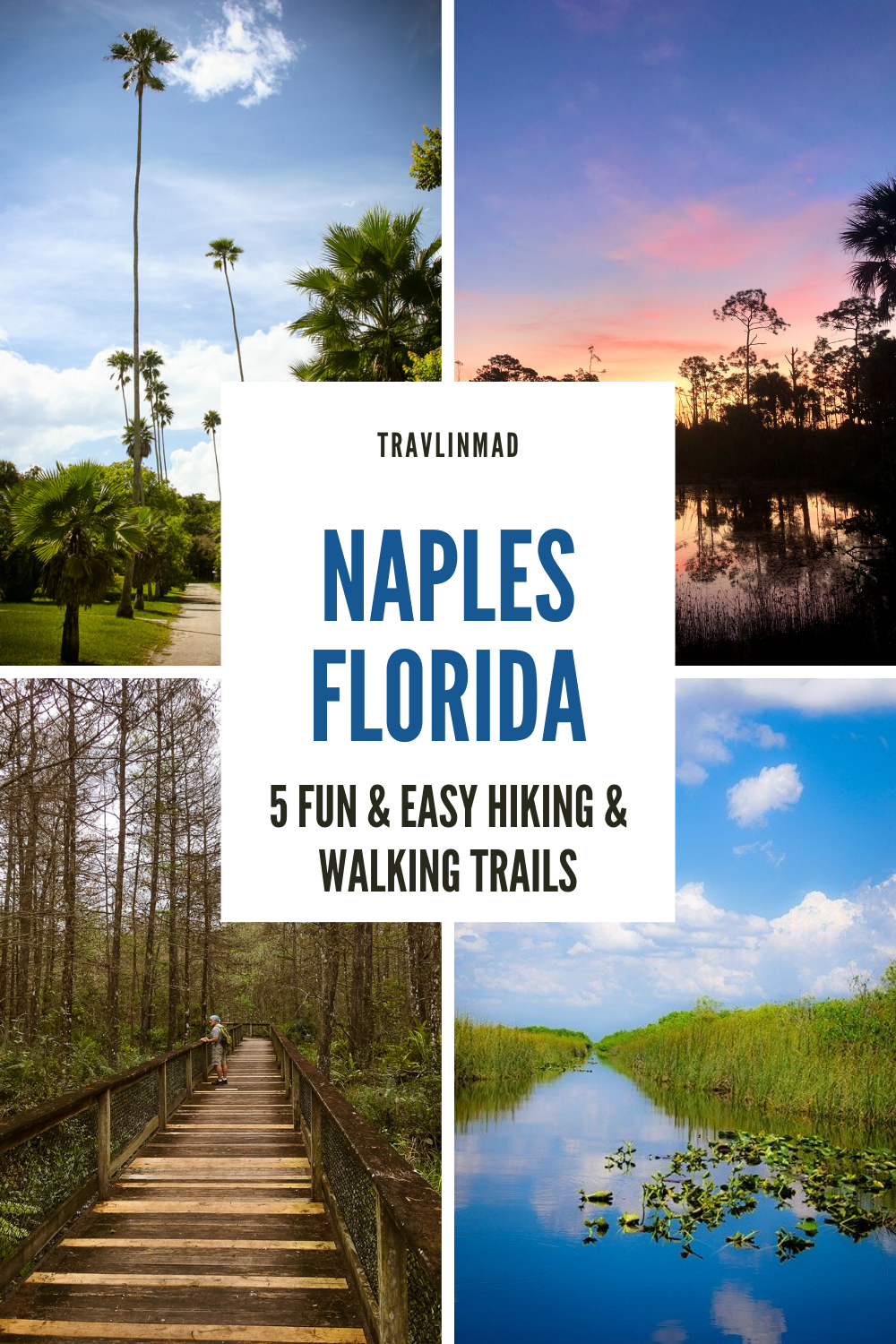 Hiking in Naples Florida: 5 Fun & Easy Walking Trails and