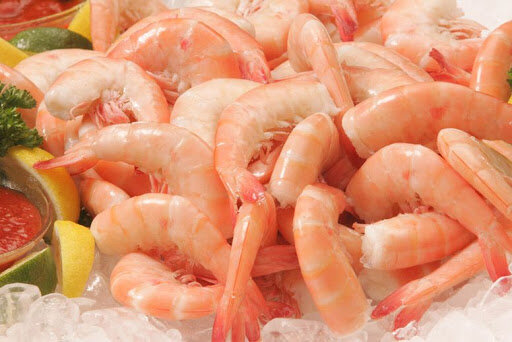 Key West Peel-and-Eat Pink Shrimp, , one of our favorite Florida foods