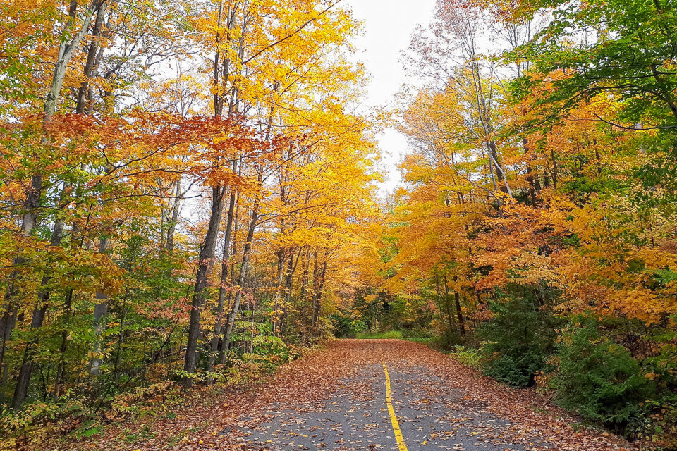 Fall is the perfect time for one of the best weekend getaways on the East Coast -- in the Adirondacks
