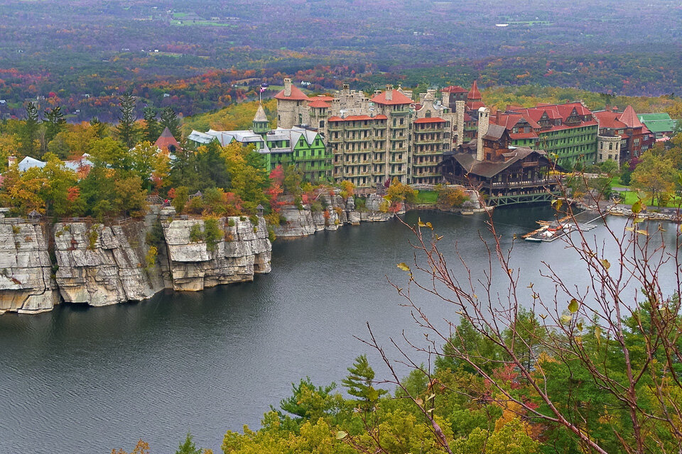 A stay at Mohonk Mountain House is truly an epic East Coast getaway