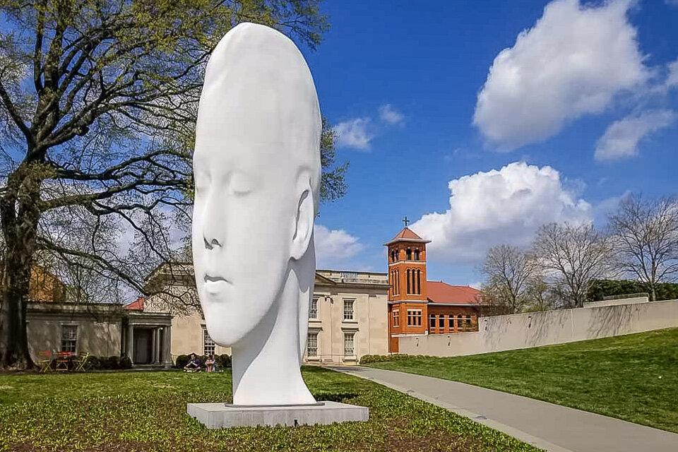 Historic meets modern in Richmond, Virginia