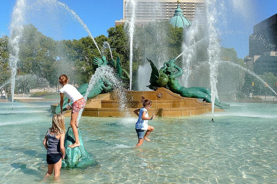 Family fun in Philadelphia