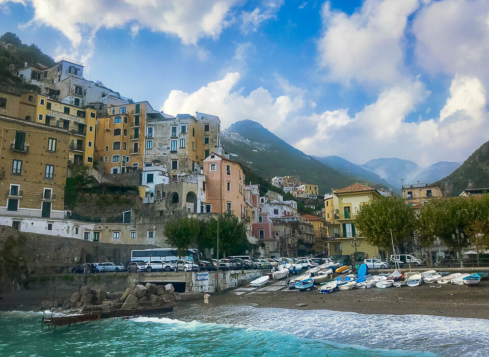Minori is one of the lesser-visited towns along the iconic Amalfi Coast, which is exactly why you should go, now!