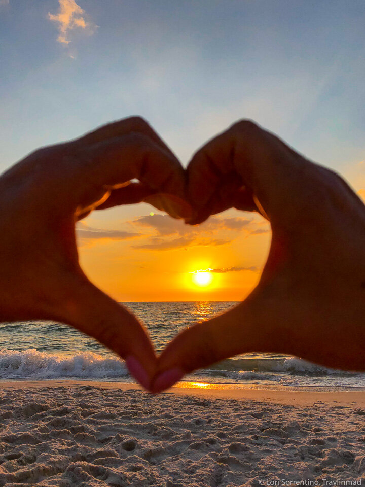 You'll fall in love with the beaches on Sanibel!