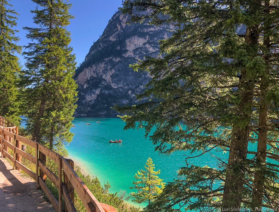 Lago di Braies, Emerald of the Dolomites