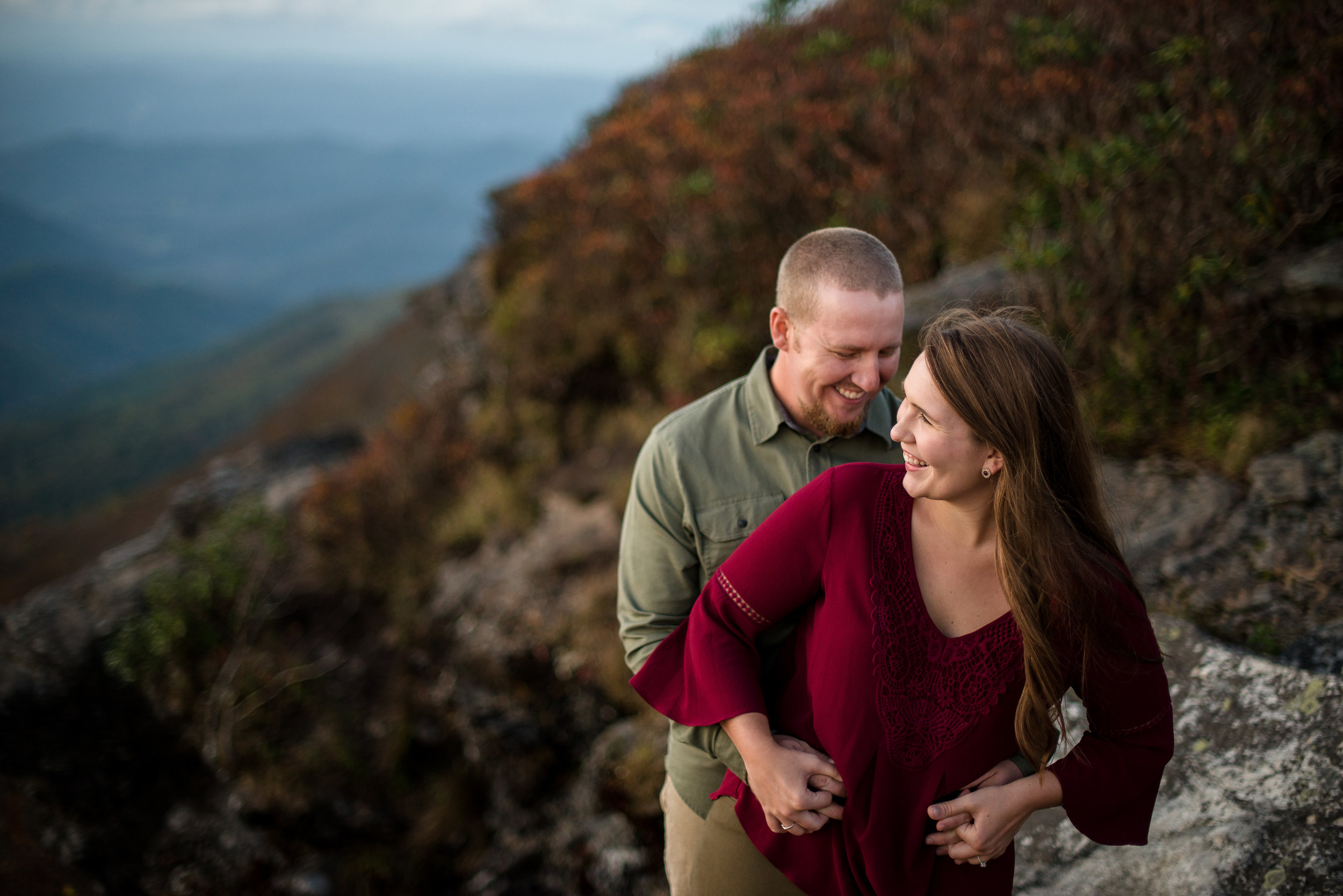 Craggy-Gardens-Pinnacle-Engagement-Session