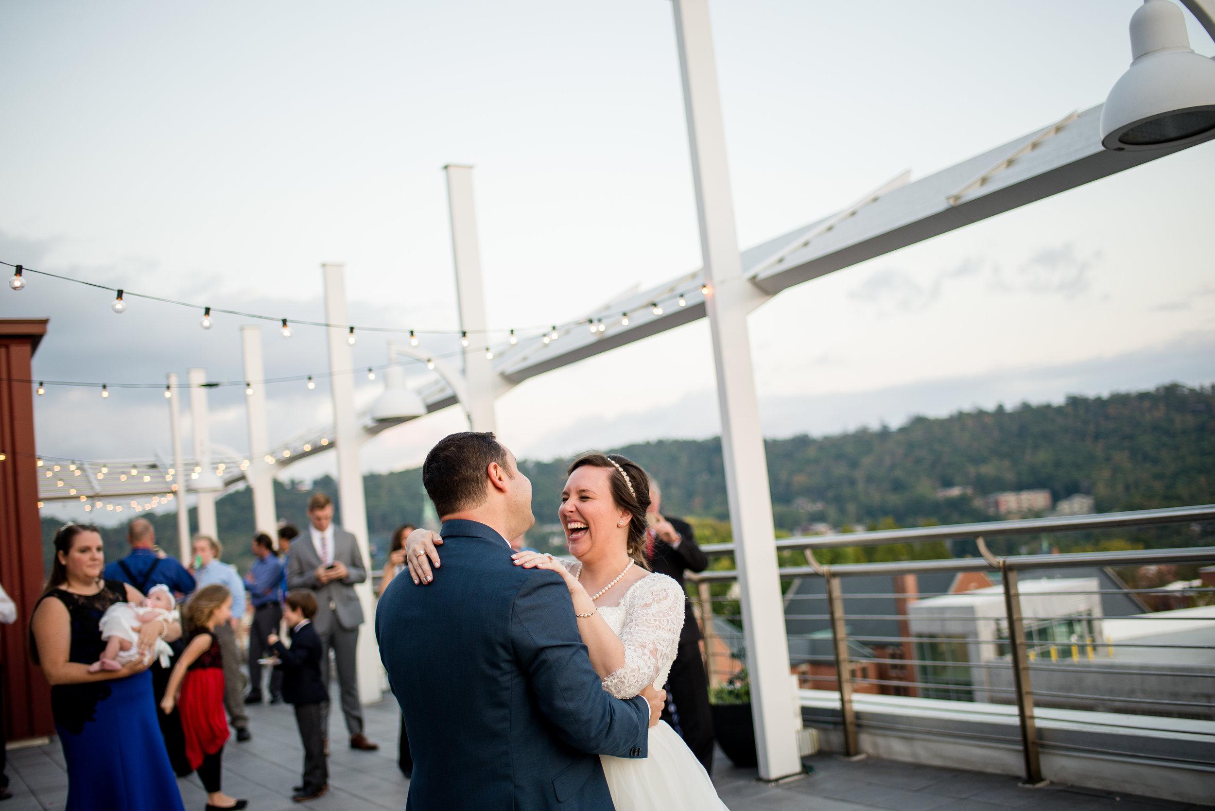 First-Dance-Capital-Club-Asheville-Wedding
