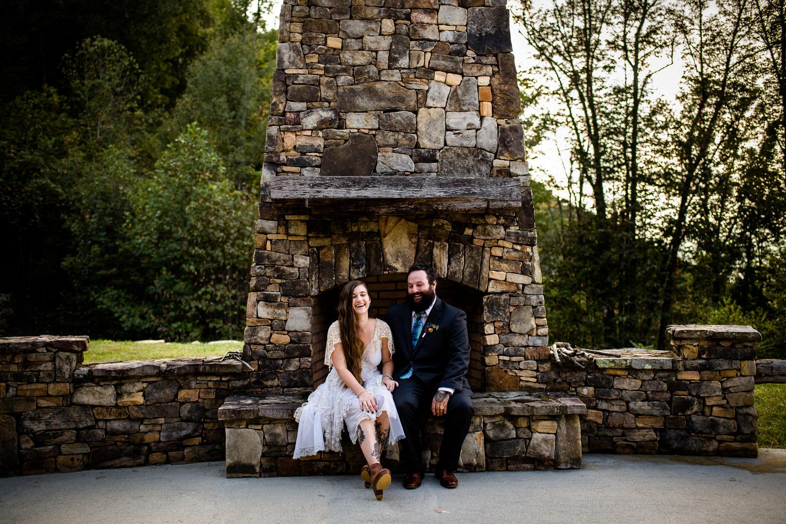 Intimate-Wedding-Boho-Asheville
