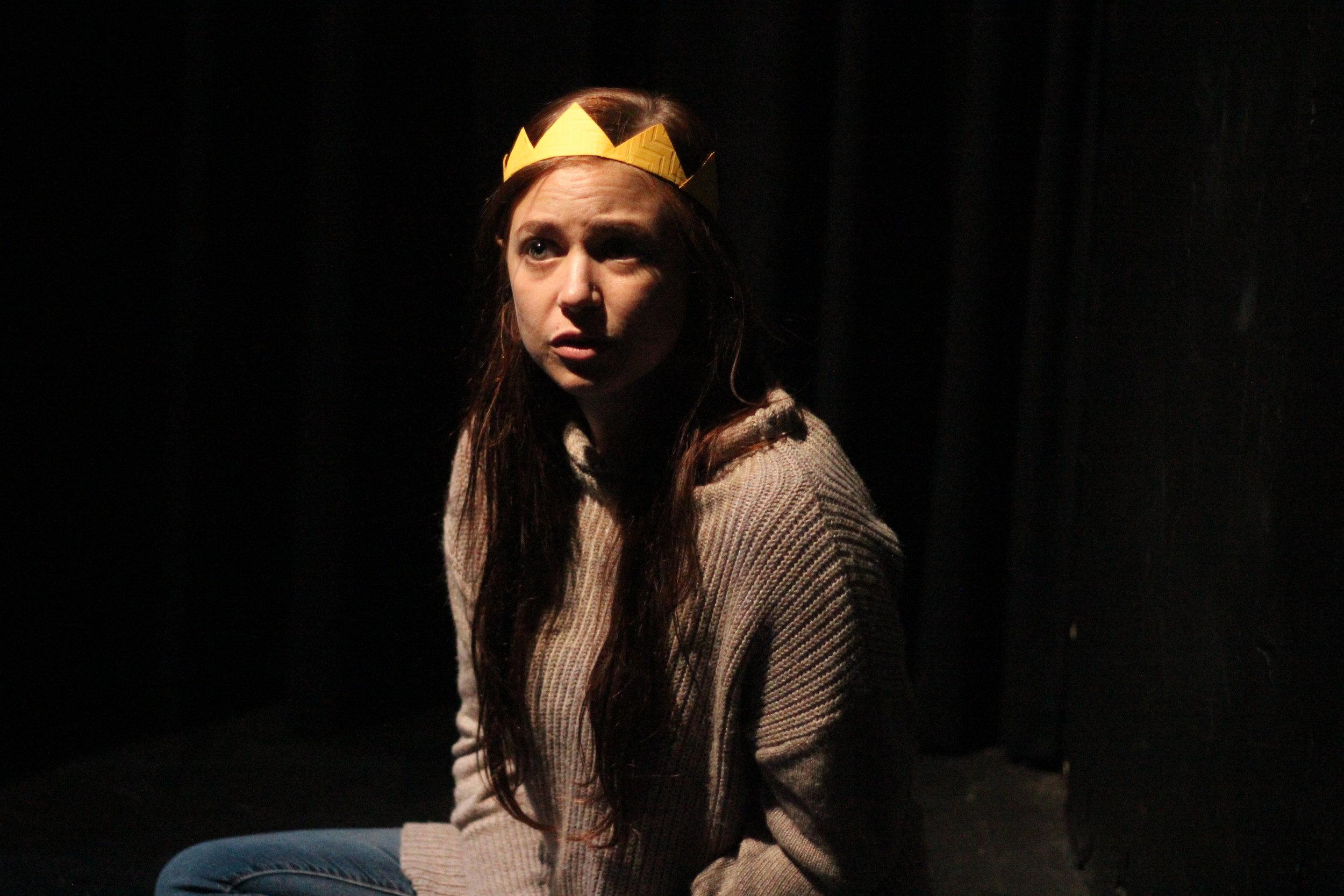 Gracie Eda Baker as Stephanie