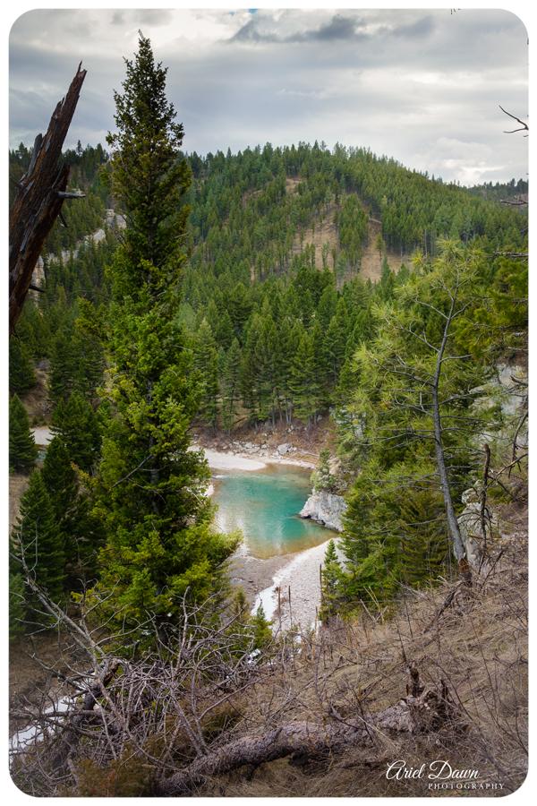 Hiking Beautiful Montana