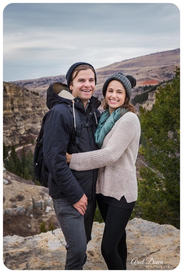 Montana Engagement