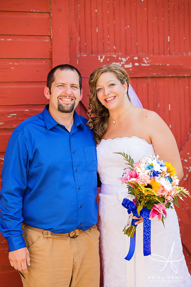 Great Fall, Montana Wedding Photographer. Ariel Dawn Photography