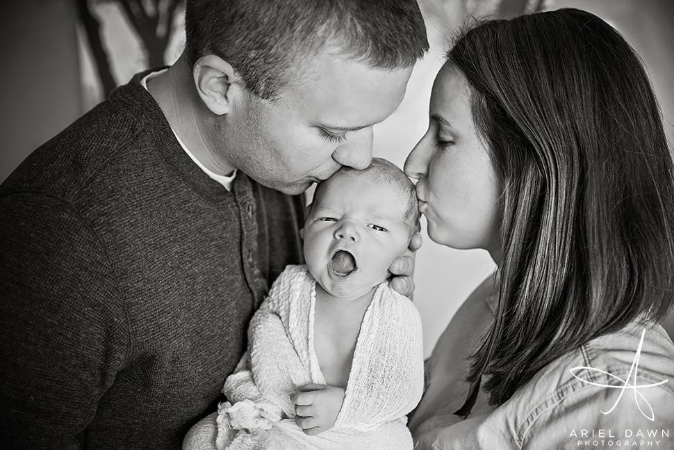 newborn photography great falls montana | Ariel Dawn Photography