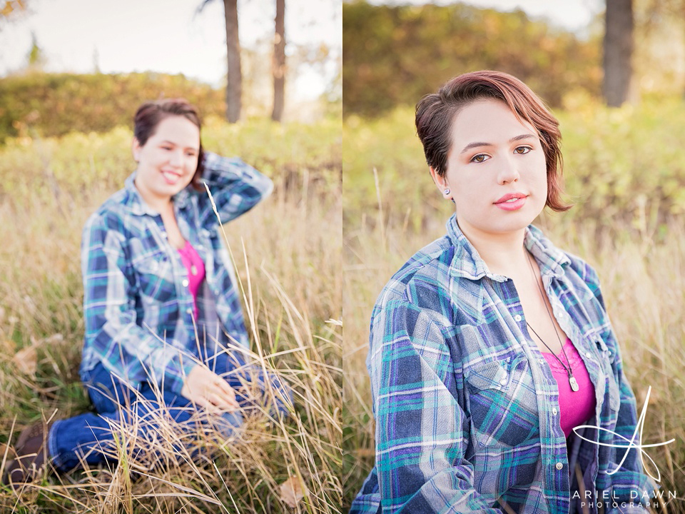 Senior Photographer Great Falls, Montana | Charles M. Russell High School