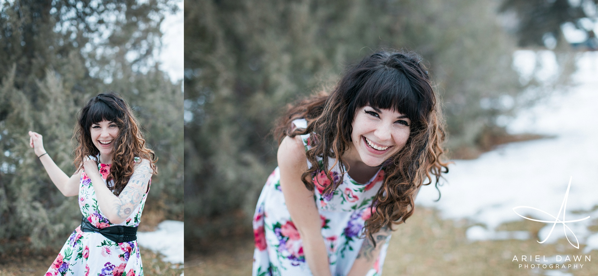 Portrait Shoot Montana Photographer