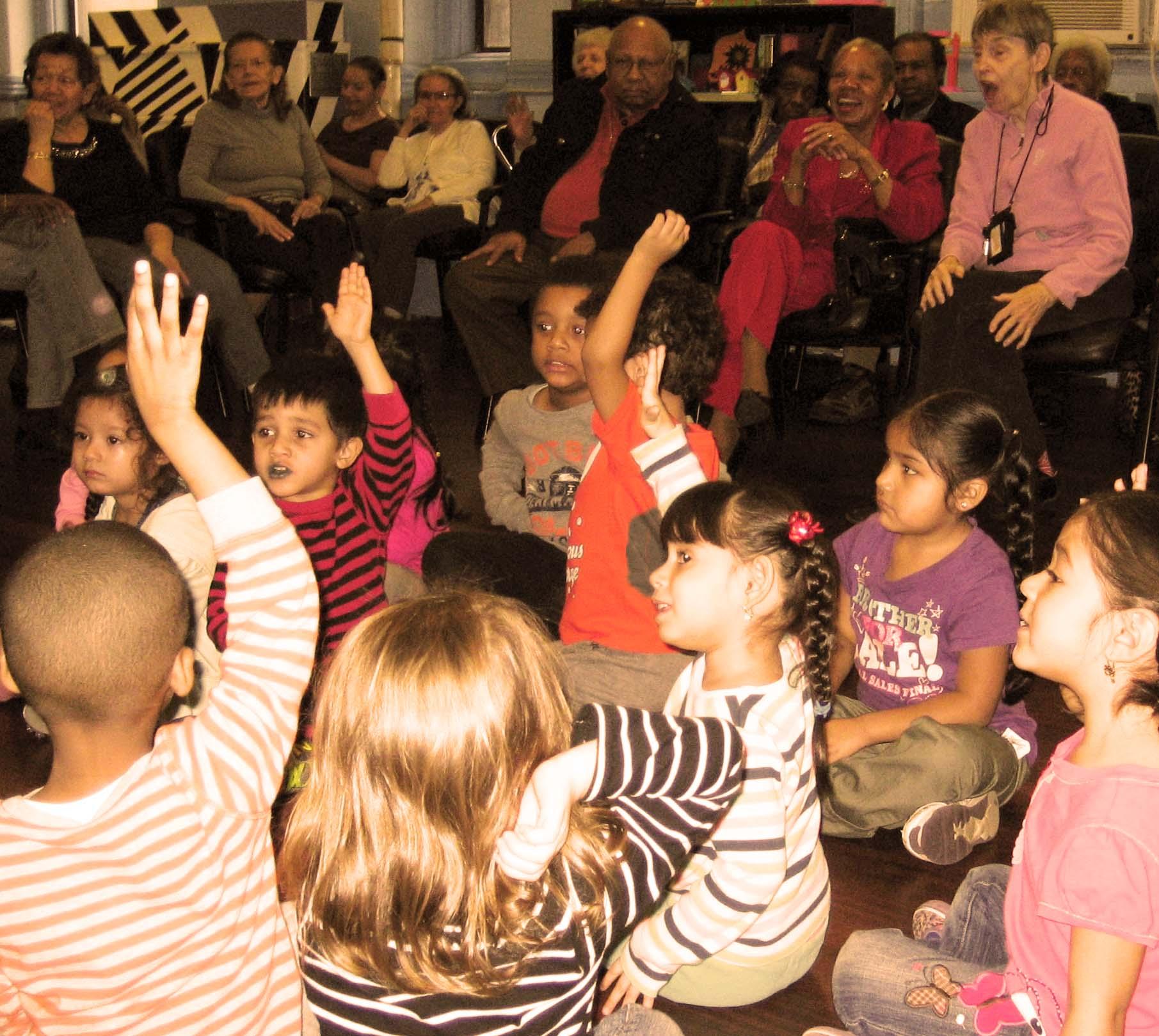 14th Street Preschool and New York Memory Center, Brooklyn, New York