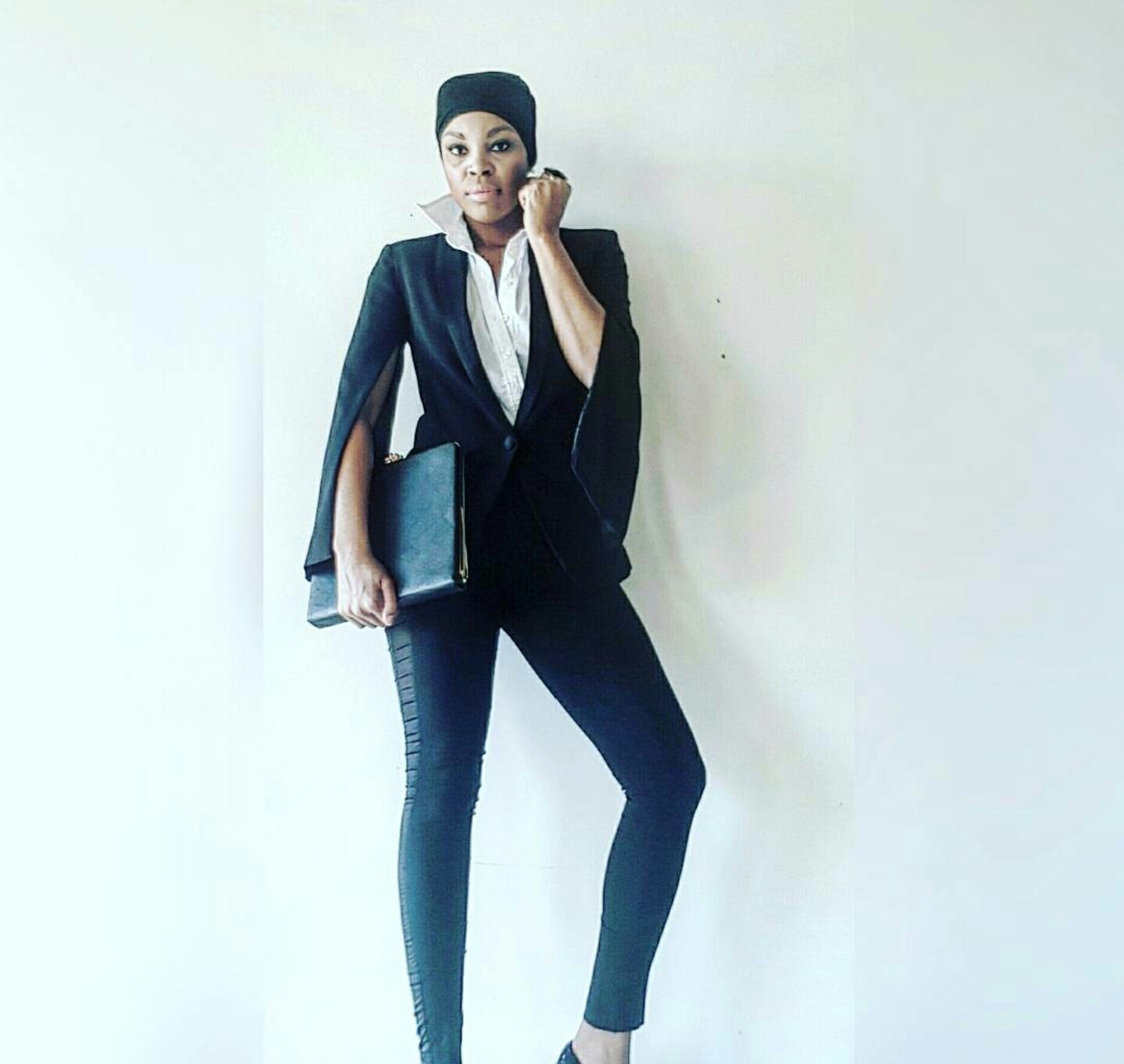 Want to know the secret behind the ensemble? Get the full dish on Instagram, fb or Twitter: @tonibrooksStyle