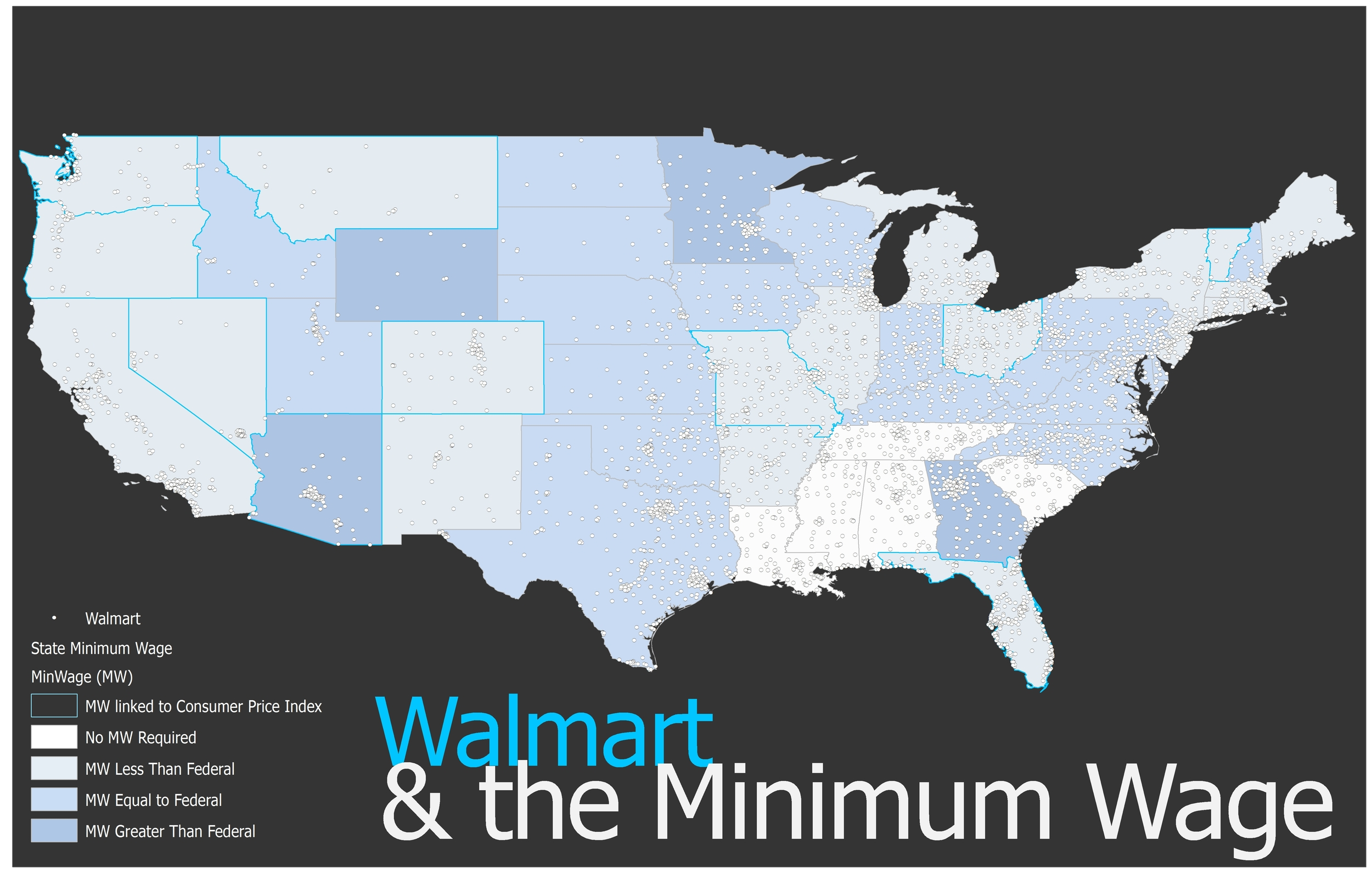 Walmart & the Minimum Wage