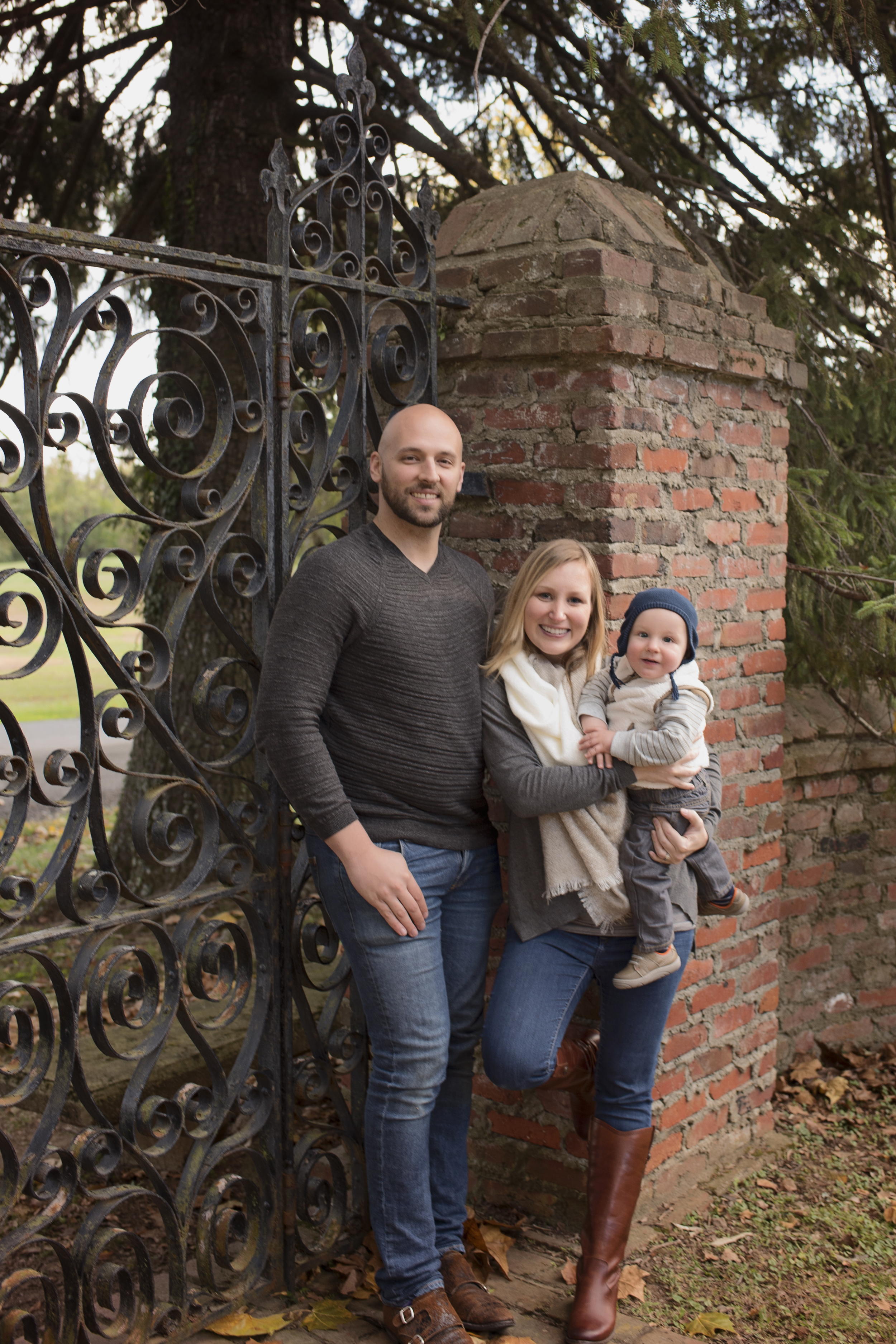 Arlington VA Family Portrait Photographer