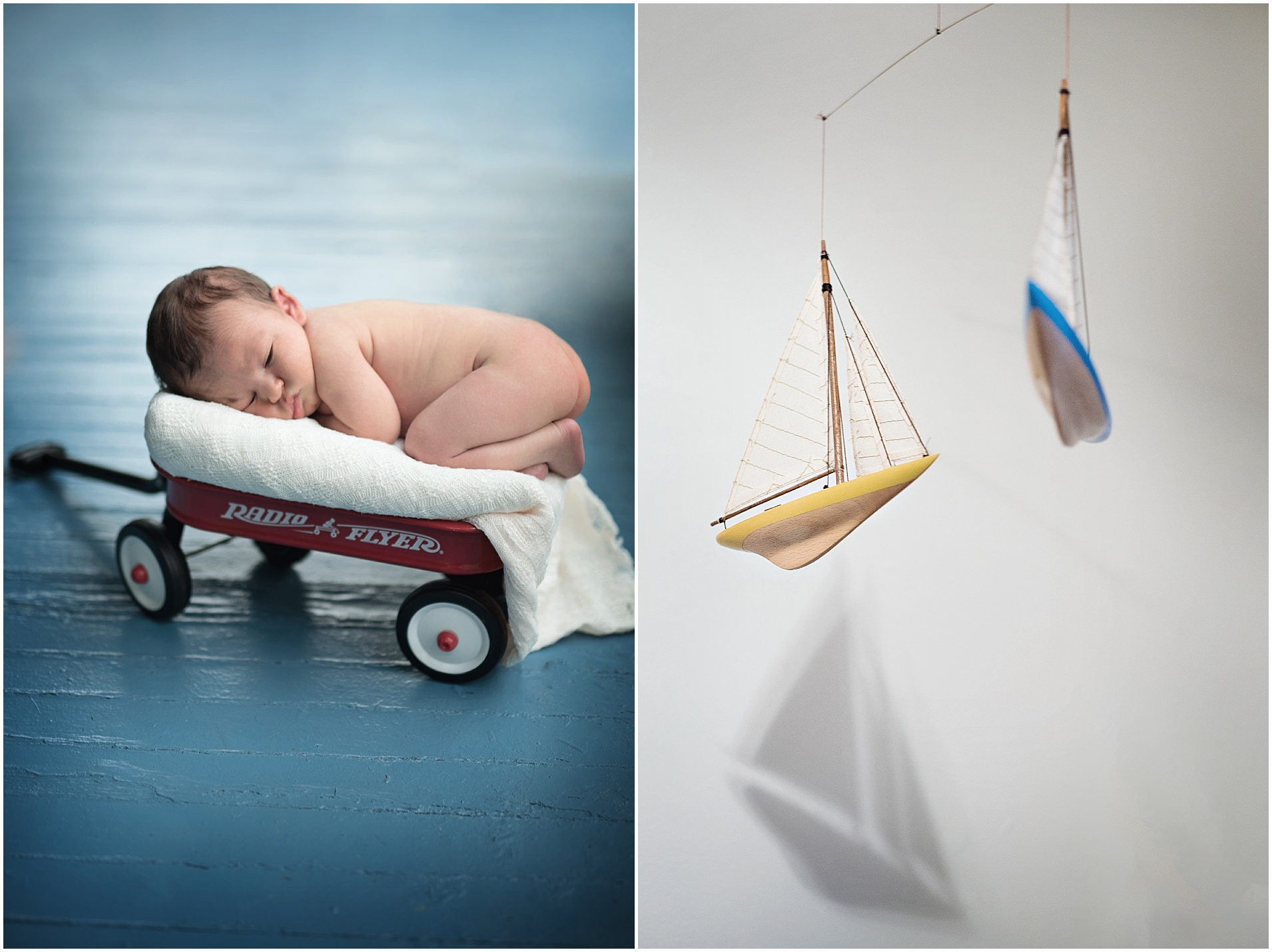 Newborn-Photographer-Kate-Montaner-Photograhy-dad-and-mom-on-bed-with-dog-sailing-flag (9).jpg
