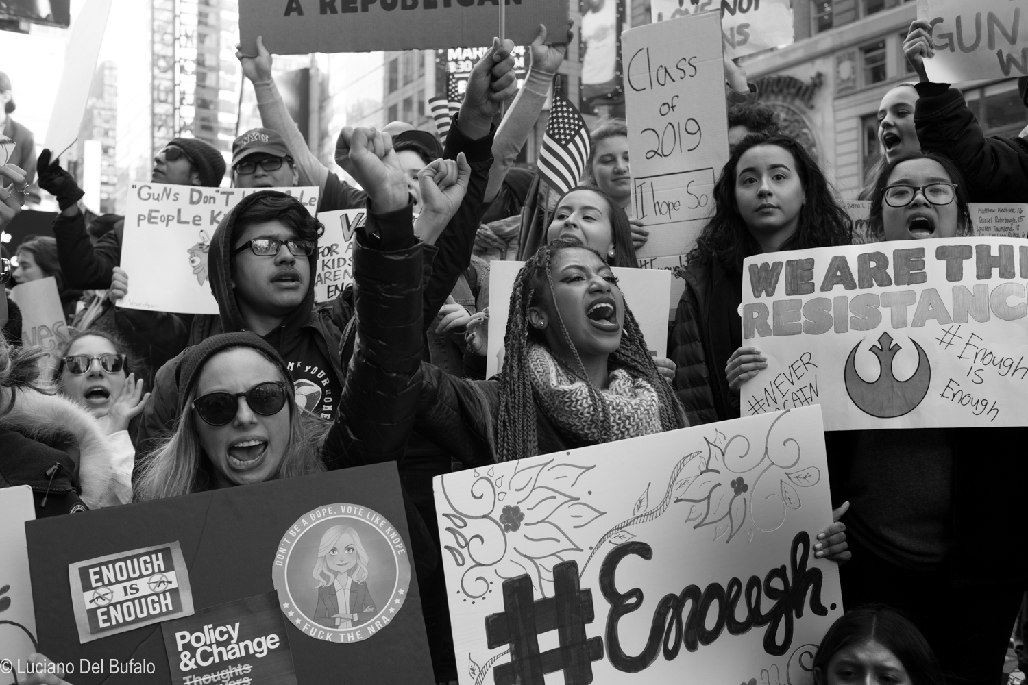 Enough N. 2 March for Our Lives