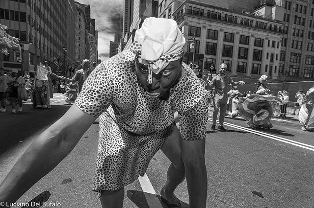 On Parade on Fifth Avenue - #puertoricodayparade .  #streetphotographers #streetshot#zonestreet #magnumphotos #faces_of_streets #wearethestreet  #bw_photooftheday #streetscenesmag #bnwcaptures  #streetgrammer #street_shots #challengerstreets #streetleaks #thestreetphotographyhub #faces_of_streets #peopleinframe #friendsinperson #burnmagazine #burnmyeye #eyephotomagazine #eyeshotmag #dreaminstreets #apfmagazine #fstopmagazine #lensonstreets #streetcommune #streetportraits #streetphotographersmagazine #documentaryphotography