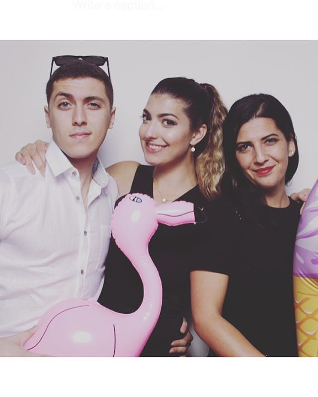 At the Ted Baker Spring/Summer Launch Collection Party at Sunset Tower with @rclbeauty101 and @izzydogham