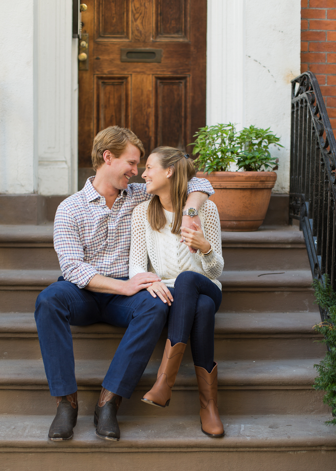 Melissa Kruse Photography - Megan & Tyler West Village Engagement Photos-50.jpg