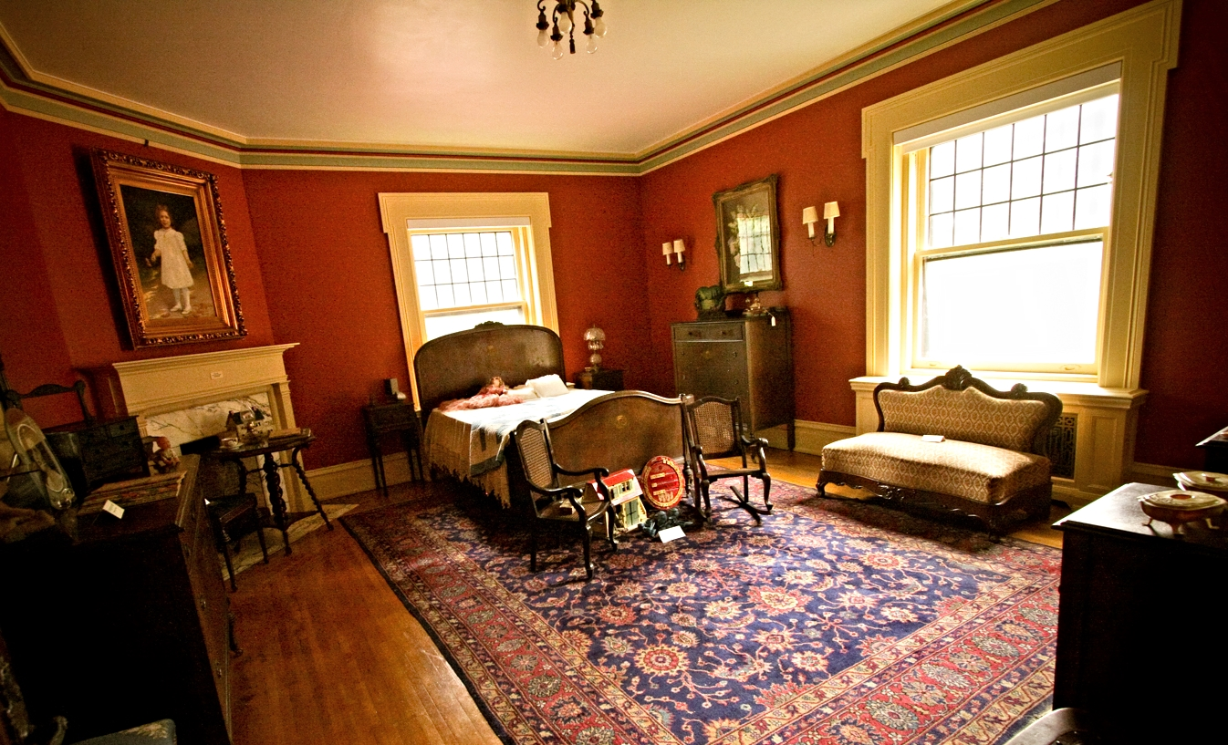 Period House Bedroom
