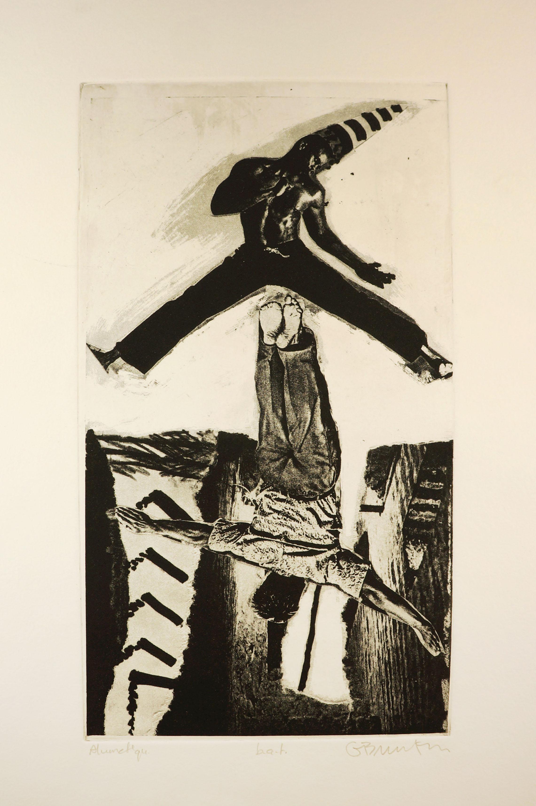 Moving Air II,    by Glen Brunken