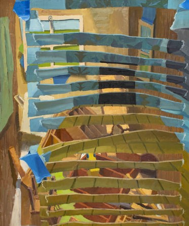 Blue Hawaiian by Bradley Milligan West Gallery.jpg