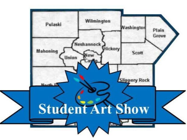 Annual Lawrence County Student Show   January 7 - March 12, 2020 Reception: January 9, 5-7 pm