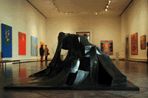 Albright-Knox Exhibit