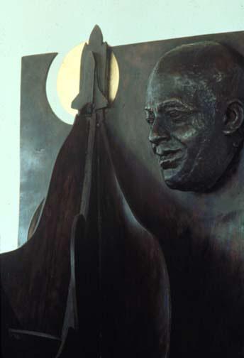 Jarvis Memorial - Detail 2