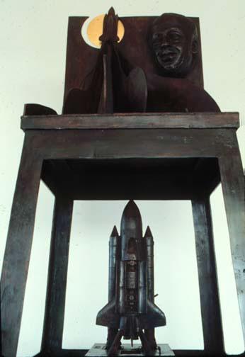 Jarvis Memorial - Detail 1