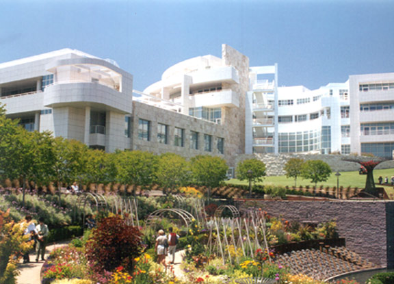 The J. Paul Getty Museum, Los Angeles. Photo: Tony Paterson