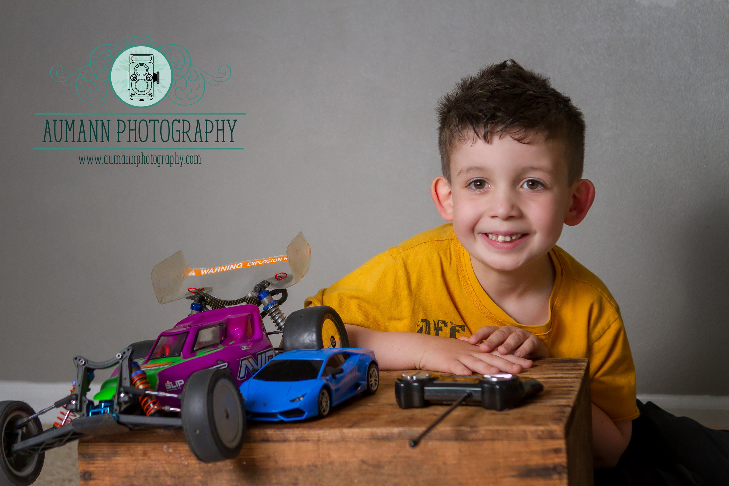 kids and rc cars